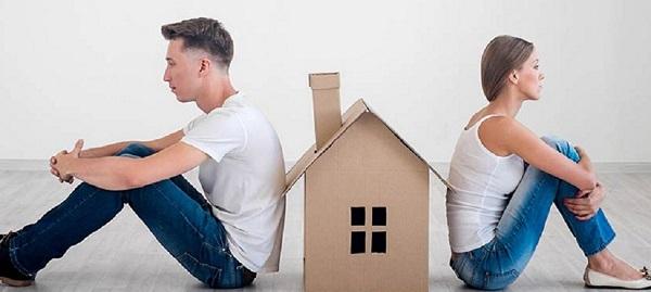 Как при разводе делить квартиру в ипотеке?