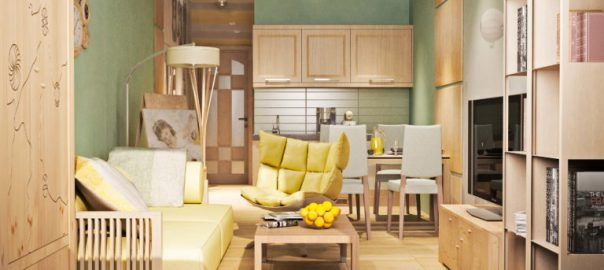 7 советов по интерьеру для маленькой квартиры