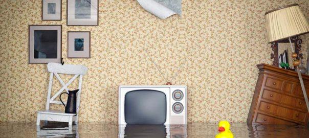 Что делать, если затопили вашу квартиру